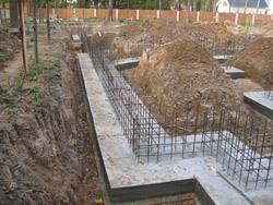 Строительство фундамента под ключ. Калтанские строители.