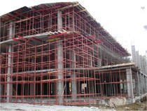Строительство магазинов под ключ. Калтанские строители.