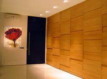 отделка с декоративными панелями город Калтан