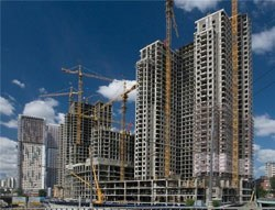 Капитальное строительство в Калтане и пригороде