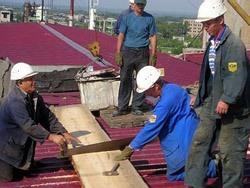 Ремонт крыш в Калтане. Строительство и отделка кровли. Кровельные работы в Калтане. Отделка