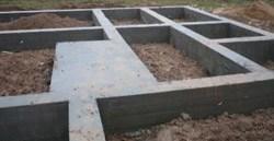 Строительство фундамента в Калтане и пригороде, строительство фундамента под ключ г.Калтан