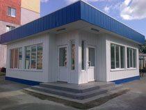 Строительство магазинов в Калтане и пригороде