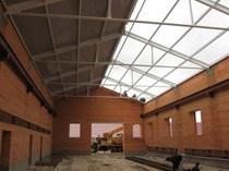 Строительство складов в Калтане и пригороде, строительство складов под ключ г.Калтан